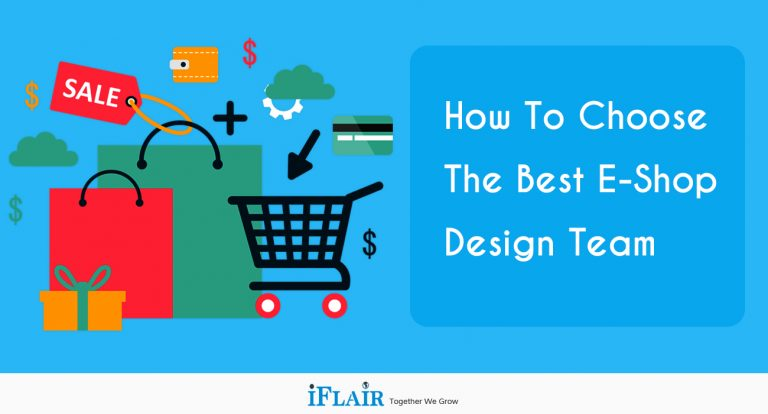 How to Choose the Best E-Shop Design Team